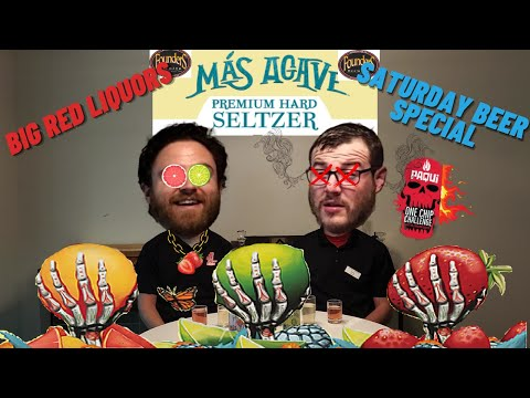 Founders Mas Agave Seltzers Variety Pack