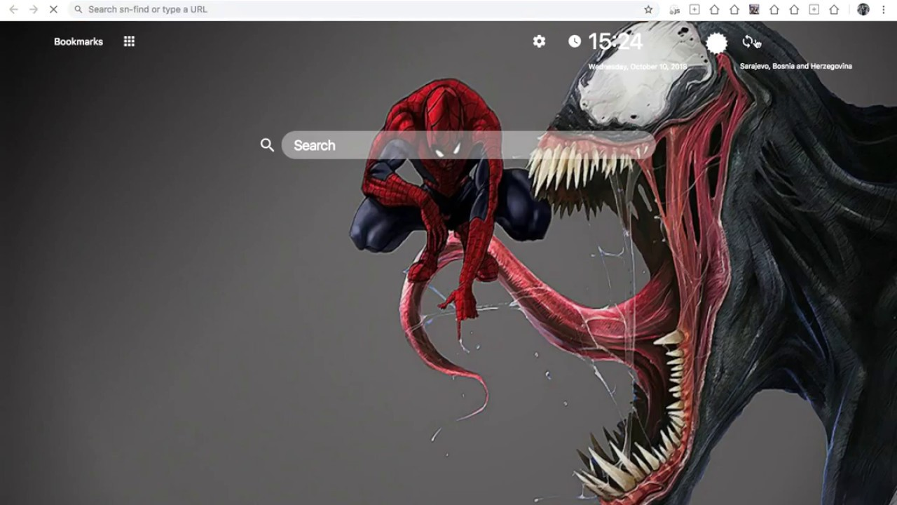 Venom 2018 Wallpapers Hd Backgrounds Youtube