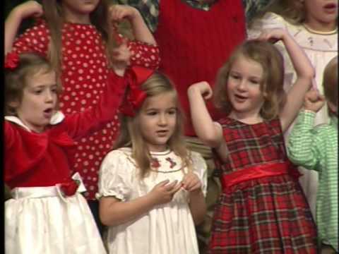 First Baptist Children's Christmas Musical