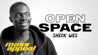 Open Space: Sheck Wes | Mass Appeal