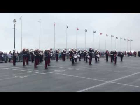 Post Horn Gallop - The Band of Her Majesty's Royal Marines Plymouth