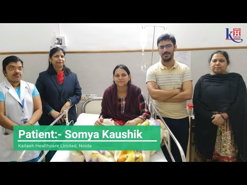 Management of pregnancy complications for safe delivery at Kailash Hospital Noida