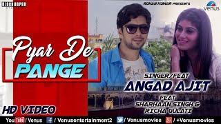 Pyar De Pange Official | Angad Ajit | Aar Bee | Venus