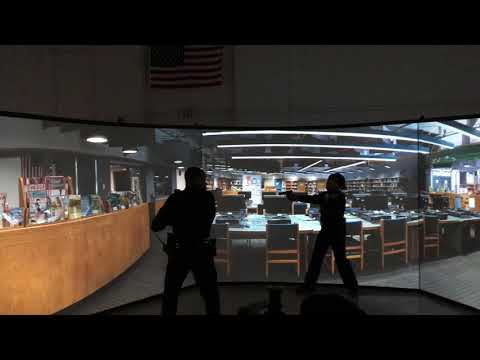 Tri-C Officers React To Simulated School Shooting In Training Scenario