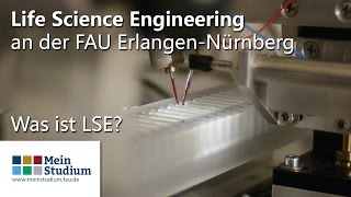 Was ist Life Science Engineering?