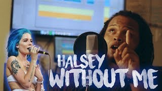Halsey - Without Me (Kid Travis Cover)