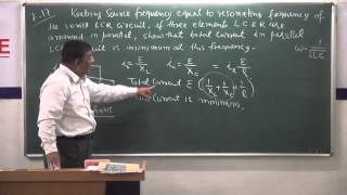 XII-5.13.L.C.Filter circuit(2014) Pradeep Kshetrapal Physics