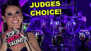 GOT TALENT JUDGES CHOICE QUARTER FINALS!