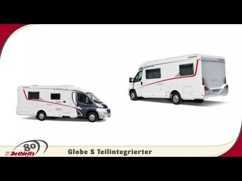 Dethleffs Reisemobil Globe-S