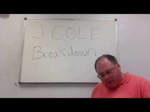 THERAPIST SPEAKS ABOUT J COLE'S SONG 'BREAKDOWN' | HOW TO BECOME A BETTER FATHER