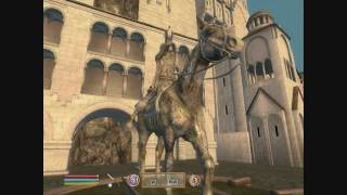Middle Earth Roleplaying BETA for Oblivion - Minas Tirith