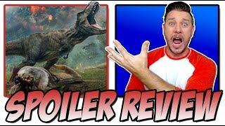 Jurassic World: Fallen Kingdom | Spoiler Review