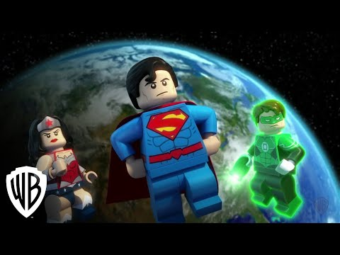 "Clip: ""LEGO DC Comics Super Heroes: Justice League - Cosmic Clash"" - Brainiac Wins"
