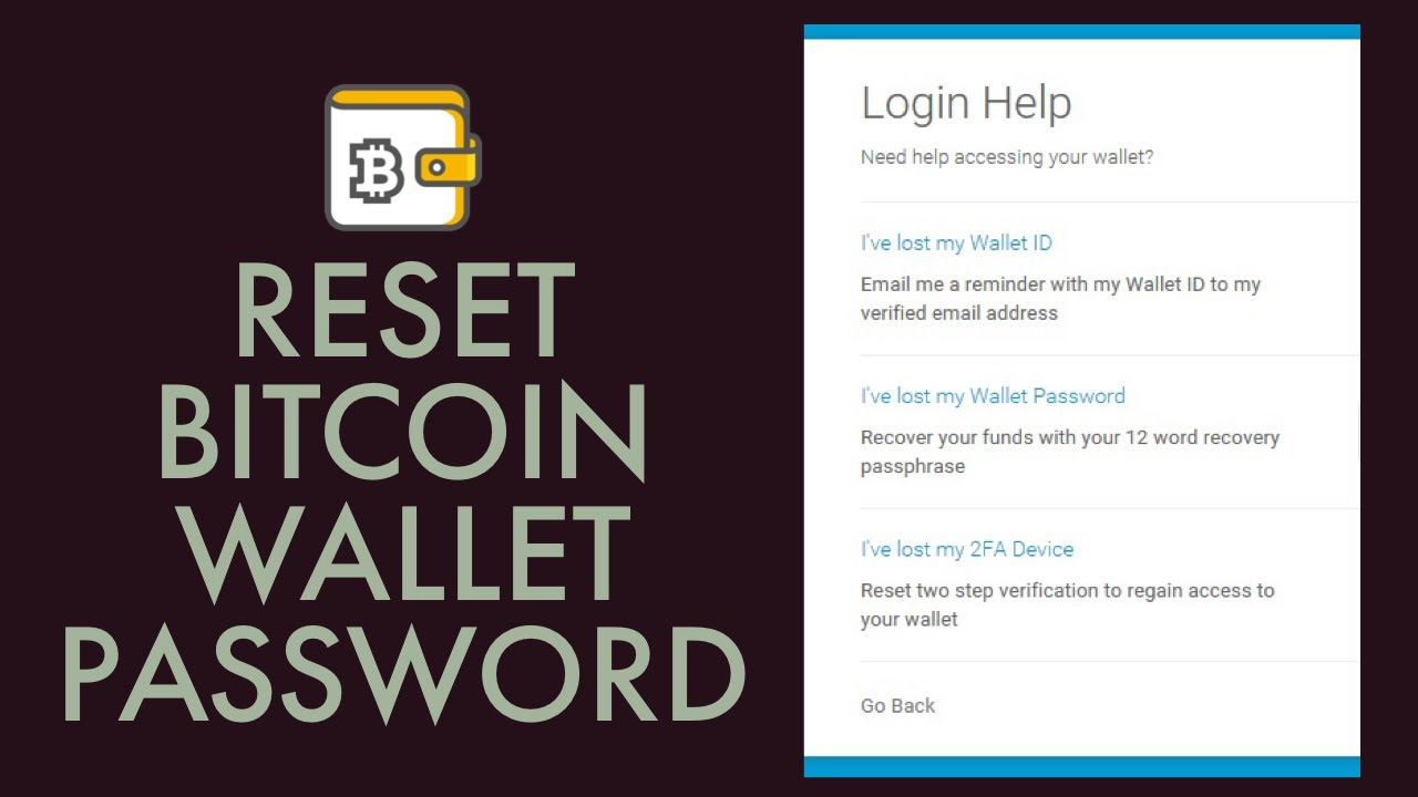 bitcoin password recovery)