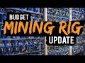 Cudo Miner Budget Mining Rig Update