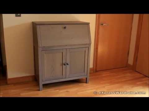Ikea Hemnes Bureau Youtube