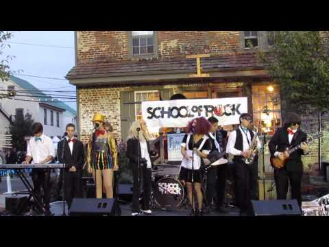 Princeton School of Rock - Time Warp