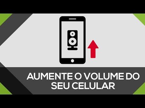 Como deixar o volume do celular muito mais alto | AUMENTE MUITO MAIS | SEM ROOT