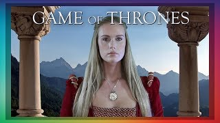 ASMR GAME OF THRONES CERSEI  ROLE PLAY HEAD SCRATCH AND MASSAGE