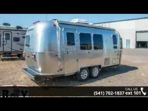 Awesome Airstream Barn Find International Serenity 30W Travel Trailer RV | FunnyDog.TV