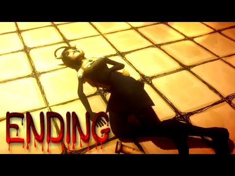 IS ALICE ANGEL DEAD NOW?! Bendy and the Ink Machine CHAPTER 4 ENDING