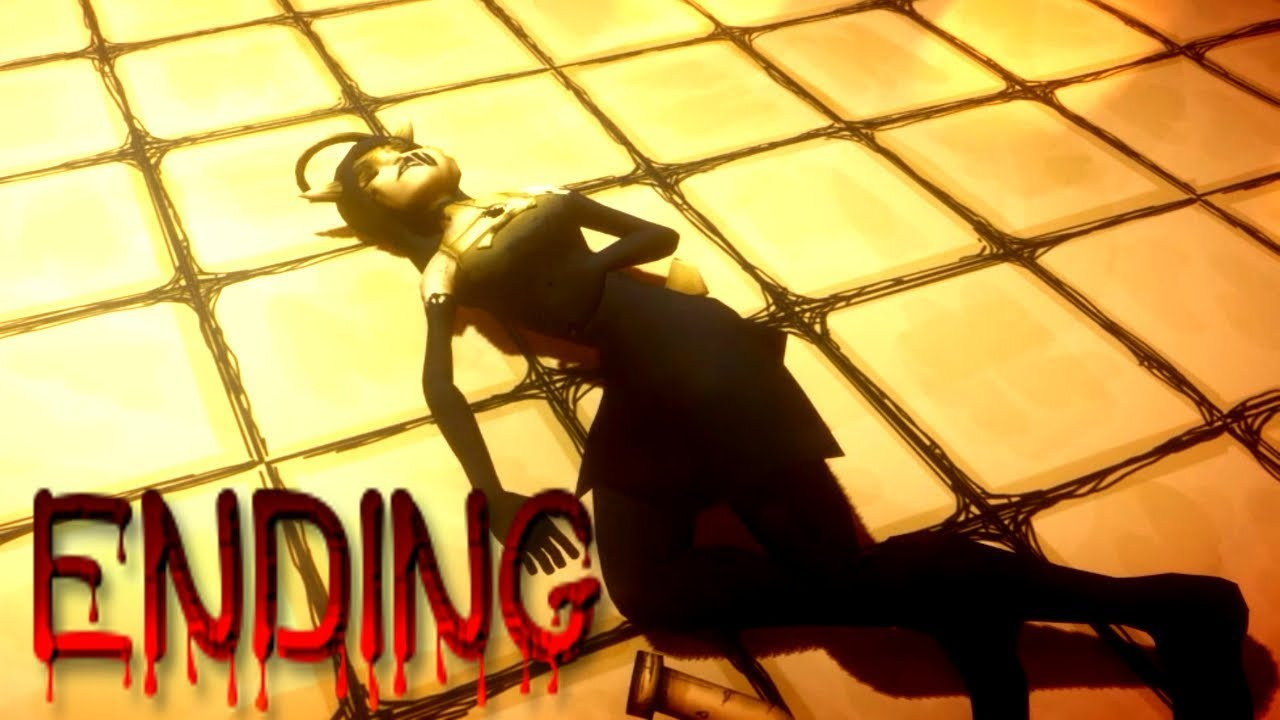 IS ALICE ANGEL DEAD NOW Bendy and the Ink Machine
