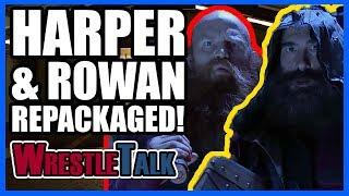 Sami Zayn Explains HEEL TURN! Harper & Rowan REPACKAGED! | WWE Smackdown LIVE, Oct. 10, 2017 Review