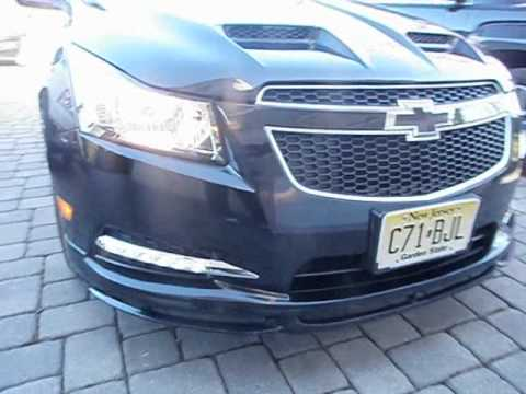 hqdefault cruze long led fog lights avi youtube 2013 chevy cruze fog light wiring diagram at eliteediting.co