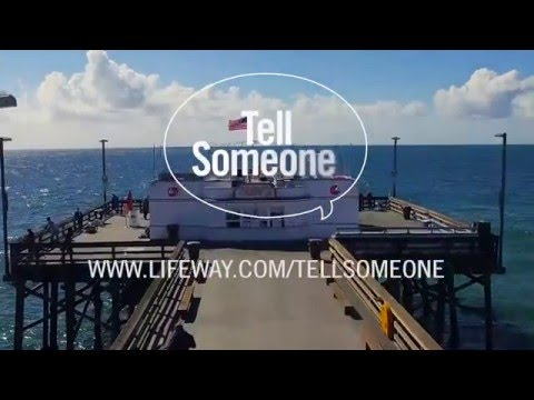 Tell Someone - Promo Video