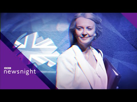 European Elections: Conservative's Liz Truss On A No-deal Brexit - BBC Newsnight