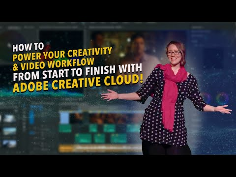Las Vegas SuperMeet: Adobe Powers Your Creativity - Al Mooney and Victoria Nece