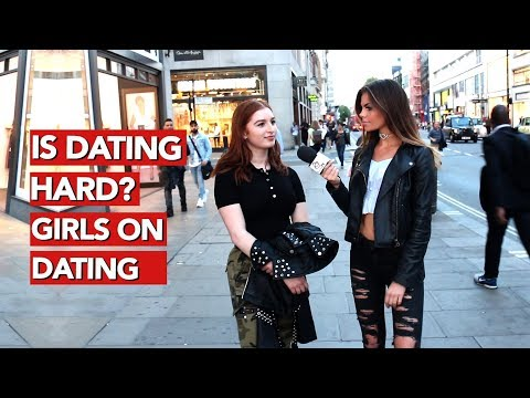 dating a hard to get girl