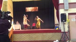 Thaandavam dance