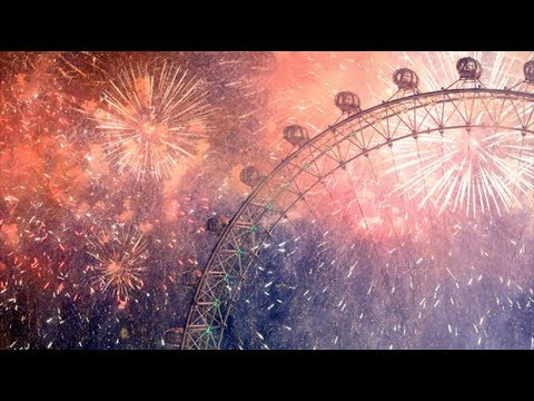 The world welcomes 2019 with spectacular fireworks