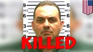New York prison escapee killed: Richard Matt shot by police, David Sweat still at large - TomoNews