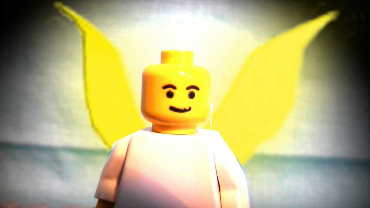 The Easter Story in Lego
