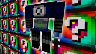 Minecraft: LUCKY SPIRAL | ROBOT DESTRUCTOR!! | Desafío de la Suerte Especial - #107