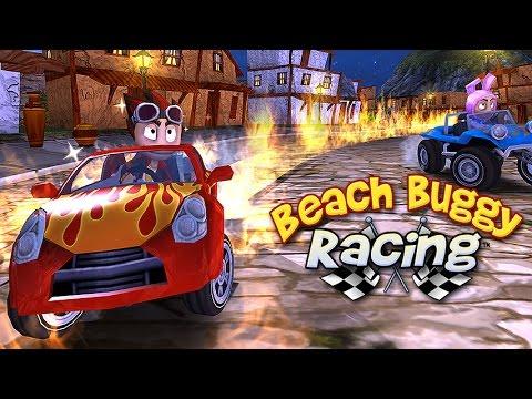 #3 Beach Buggy Racing - Sunshine Sprint - Gameplay - Walkthrough - Video Game