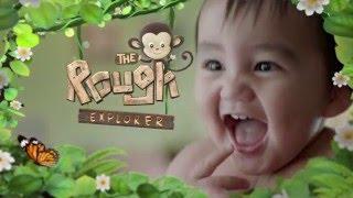 Ano kaya ang mission ng ating little explorer sa jungle? | JOHNSON'S®
