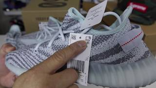 DID I GET FAKE YEEZYS SHIPPED TO ME FROM ADIDAS??!