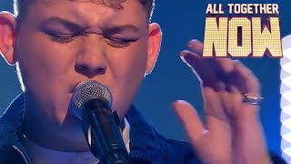 Eurovision's Michael Rice puts a twist on Beyonce classic | All Together Now