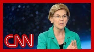 Elizabeth Warren: Where Trump is right now is a nightmare