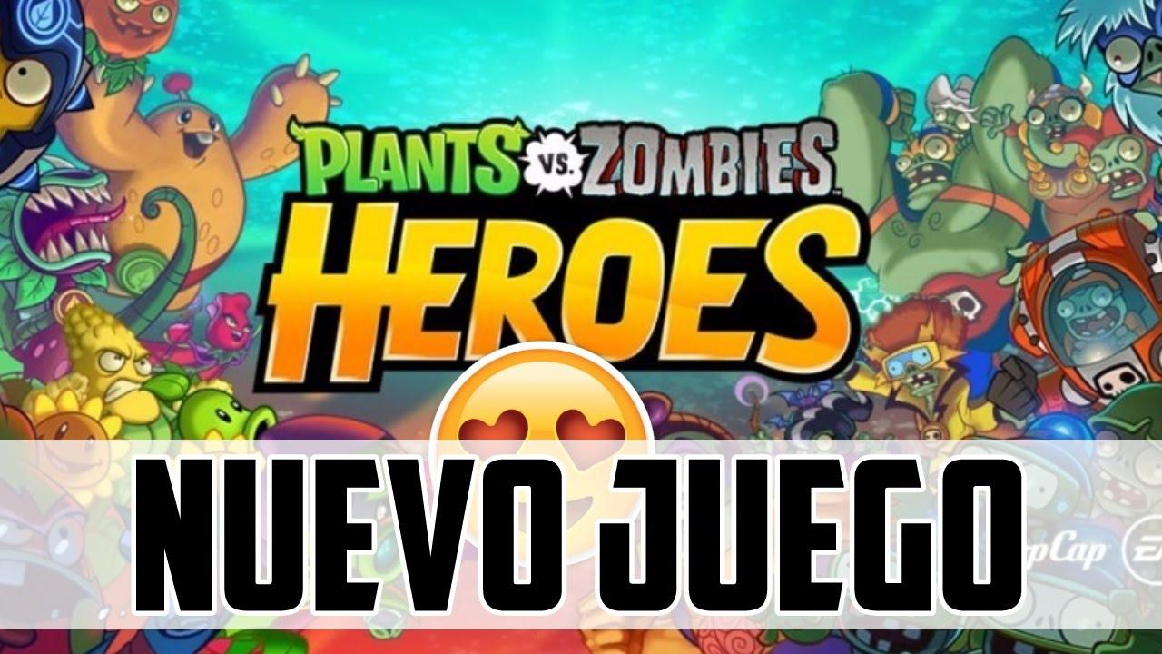 Descarga Nuevo Juego De Plantas Vs Zombies Para Android Apk