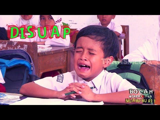 DISUAP | BOCAH NGAPA(K) YA NGABUBURIT (24/05/19)