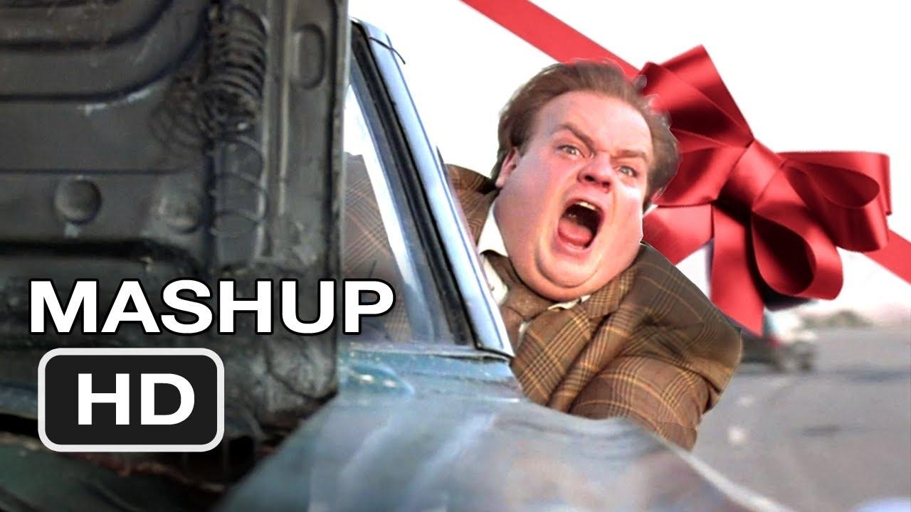 Christmas Vacation Travel Mashup HD Movie - Chevy Chase, Steve ...