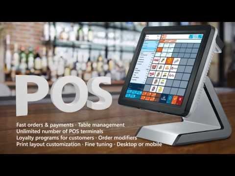 Garson - Restaurant Management Software - Main Features