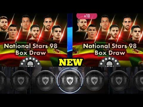 NEW !!! NATIONAL STARS 98 BOX DRAW !!!