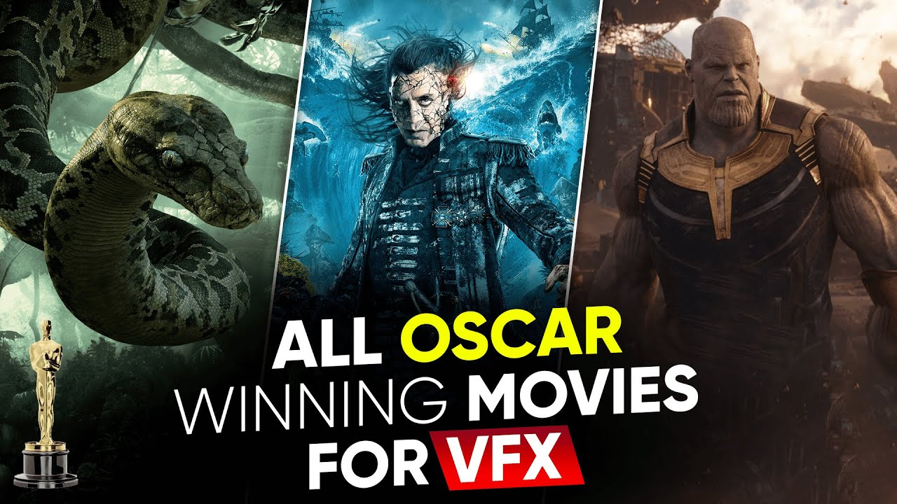 Download All Oscar Winning Movies for VFX | Oscar Winning Movies 2000-2020 | Moviesbolt