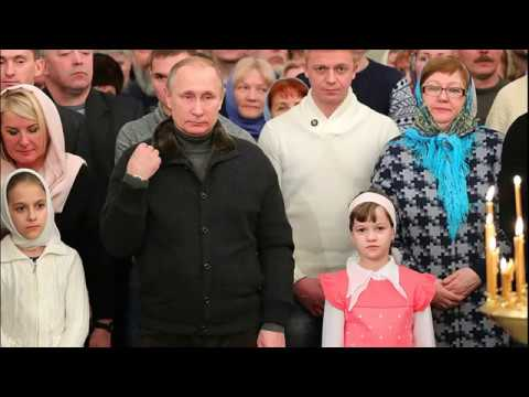 Боже, Царя храни (Putin version) - YouTube