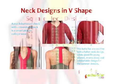 Latest and Sexy Churidar Neck Designs - www.echuridar.com